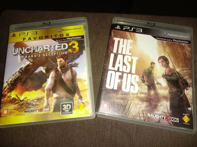 Jogos de PS3 RS50 cada (em perfeito estado)