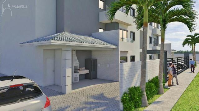 Apartamento no Novo Cruzeiro, 02qts sendo 01 suite, com varanda! Entradas a partir de 1mi - Foto 3