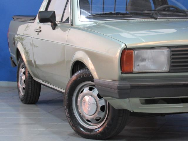 Volkswagen Saveiro LS 1.6 1985 Em Impecável estado!! - Foto 6