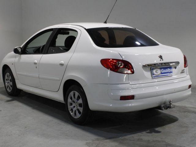 207 Sedan Passion XR 1.4 Flex 8V 4p - Foto 2