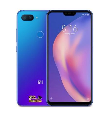 KIT Xiaomi Mi 8 Lite - 64 GB / 4 GB+ Fone + Capinha+ Película- 7 Brindes- Câmeras Iphone - Foto 3