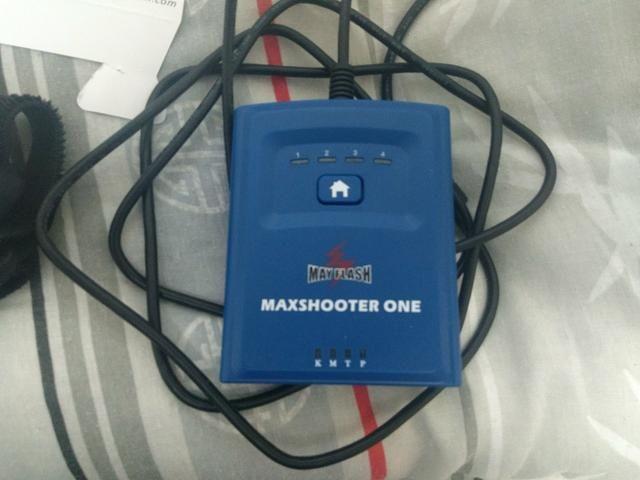 MaxShooter One , adaptador de mouse e teclado - Foto 2