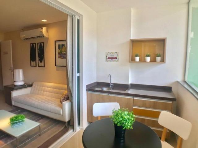 Apartamento no Parque Iracema - 59m² - 2 Quartos - 1 Vaga (AP0608) - Foto 2