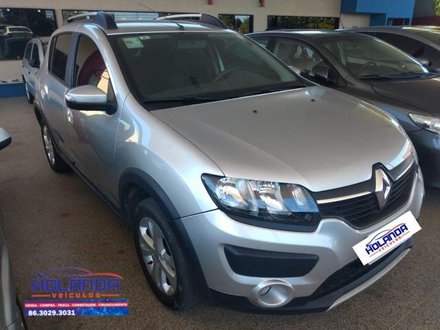 RENAULT SANDERO 2015/2016 1.6 STEPWAY 8V FLEX 4P MANUAL