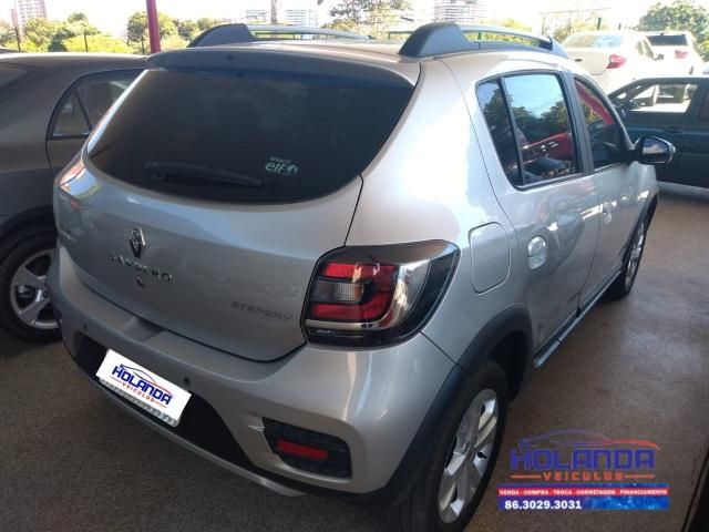 RENAULT SANDERO 2015/2016 1.6 STEPWAY 8V FLEX 4P MANUAL - Foto 8