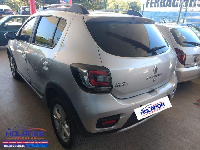 RENAULT SANDERO 2015/2016 1.6 STEPWAY 8V FLEX 4P MANUAL - Foto 6