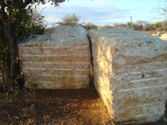 Exploração de Minério , terreno para plantação e criação de gado