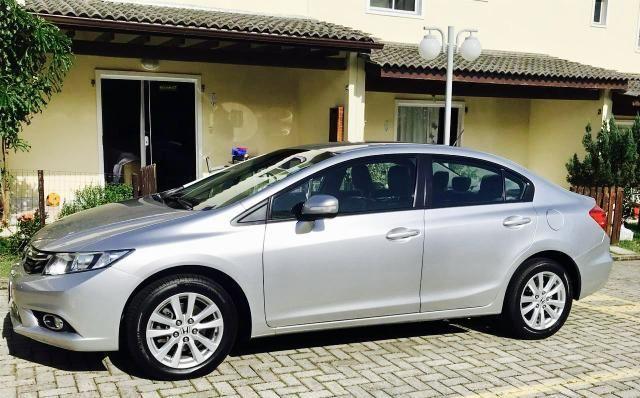 Honda Civic 2.0 automático 2014 Muito Novo