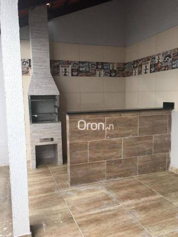 Casa à venda, 78 m² por R$ 170.000,00 - Residencial Santa Fé I - Goiânia/GO - Foto 10