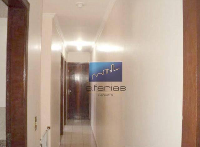 Sobrado com 4 dormitórios à venda, 138 m² por R$ 480.000,00 - Jardim Santa Maria - São Pau - Foto 12