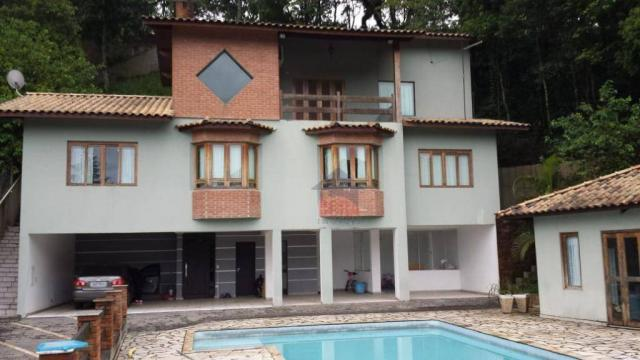 Casa residencial à venda, Condomínio Alpes da Cantareira, Mairiporã. - Foto 2