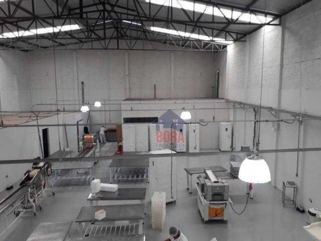 Galpão industrial para locação, Terra Preta, Mairiporã.