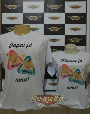 Camisetas personalizadas - Roupas e calçados - Vila Alzira ... 5fce3c1730b