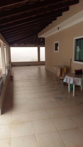 Casa Ampla - Nova - 2 Residências - Rua 4 - Lote 800 m2 - Foto 3