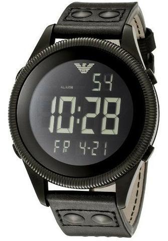 4fc55496b55 Relógio Masculino Armani Emporio Digital Ar0637 Original ...