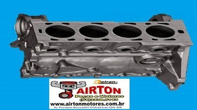 Motor-retificado-cabeçote-auto peças-oficina mecanica-injeção eletronica - Foto 2