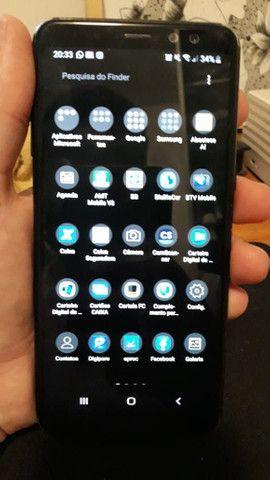 Samsung a8 modelo a530f 2018 Usado