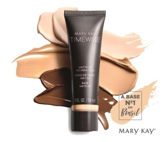 Base Mary Kay TimeWise 3D - Foto 2