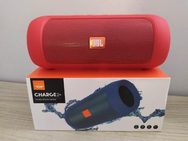 Caixa de Som Bluetooth Potente - Charge 2+ - Foto 3