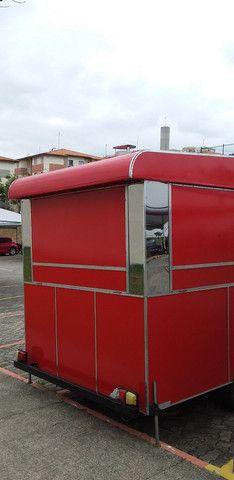 Vendo um trailer Truck novo 2017 telefone DDD 12 991 52 3663 - Foto 4