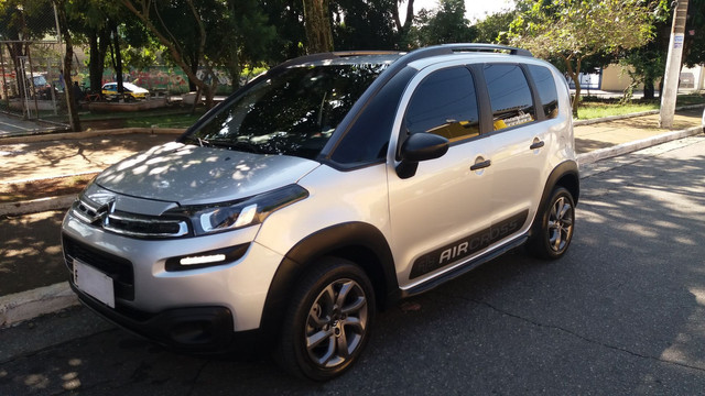 Citroen Air Cross 1.6 Automático  Ano 2017 - Foto 12