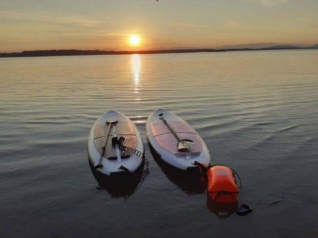 Prancha de stand up paddle nova 10 pes - Foto 3