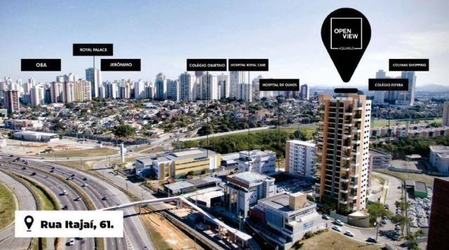 Apartamento alto padrão á venda - OPEN VIEW - Foto 13