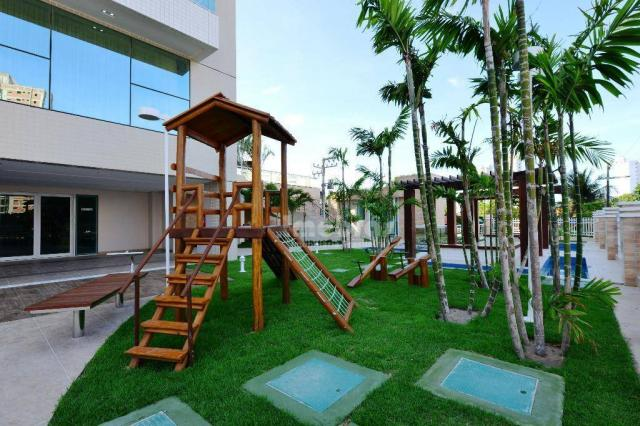 Apartamento à venda, 74 m² por R$ 580.000,00 - Engenheiro Luciano Cavalcante - Fortaleza/C - Foto 8