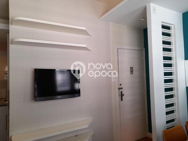Apartamento à venda com 1 dormitórios em Flamengo, Rio de janeiro cod:FL1AP49225 - Foto 8