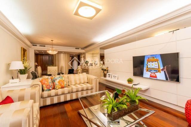 Apartamento para alugar com 3 dormitórios em Moinhos de vento, Porto alegre cod:321109 - Foto 4