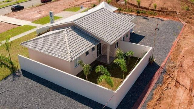 Casa com 3 dormitórios à venda, 76 m² por R$ 348.900,00 - Chapéu Do Sol - Várzea Grande/MT - Foto 13