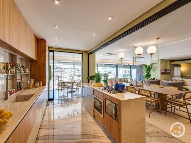 Apartamento à venda com 4 dormitórios em Setor bueno, Goiânia cod:3405