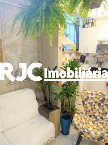 Apartamento à venda com 1 dormitórios em Humaitá, Rio de janeiro cod:MBAP10246 - Foto 18