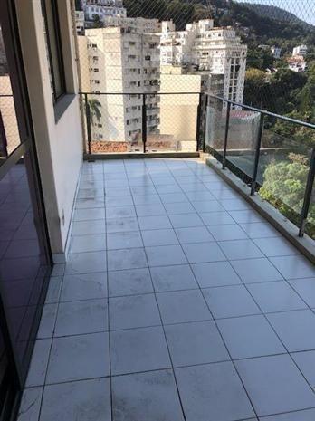 Apartamento à venda com 1 dormitórios em Cosme velho, Rio de janeiro cod:883739 - Foto 4