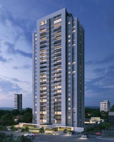 Apartamento com 3 dormitórios à venda, 137 m² por R$ 927.120,00 - Ária - Cuiabá/MT - Foto 15