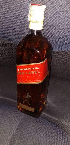Whisky red label vendo ou troco. - Foto 4