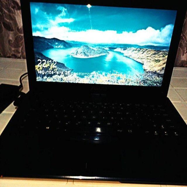 Notebook Asus usado - Foto 2