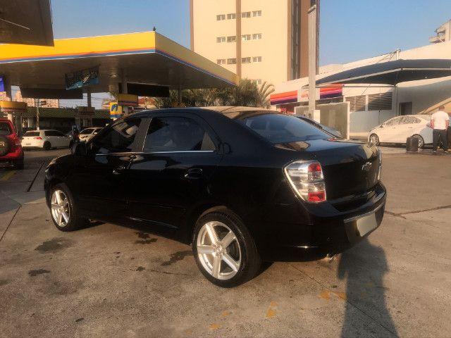Chevrolet Cobalt 1.8 LTZ 2015 Automático - Foto 5