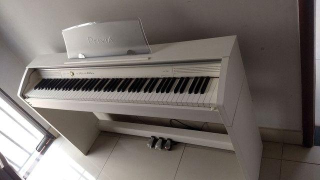 Piano  Cassio privea  PX-750  impecável ler anúncio