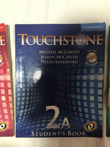 Livros Touchstone 1B, 2A e 3A - Foto 3
