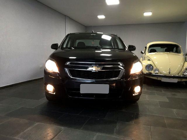 Chevrolet Cobalt 1.8 LTZ 2015 Automático - Foto 8