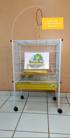 Viveiro gaiolas para pets - Foto 2