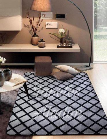 Lindos tapetes de luxo com preços promocionais - Foto 3