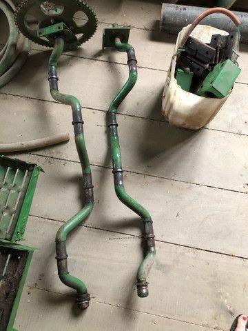 Saca palhas para colheitadeira - Foto 3