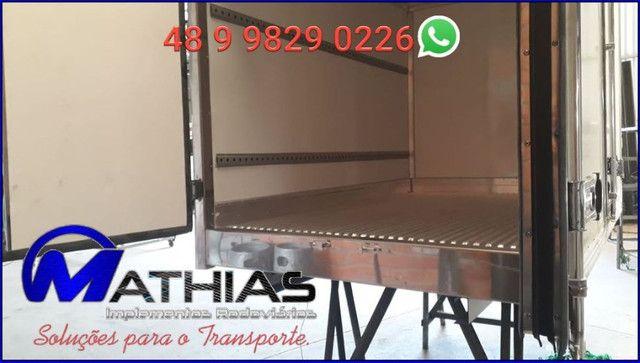 Baúpara HR OU kia Bongo 2.80m termico Mathias Implementos - Foto 3