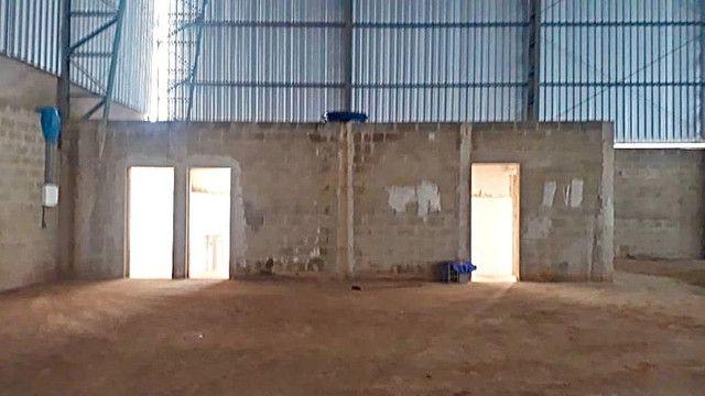 Galpão Industrial de 2.300 m² para locação na região de Cambuí - MG - Foto 6