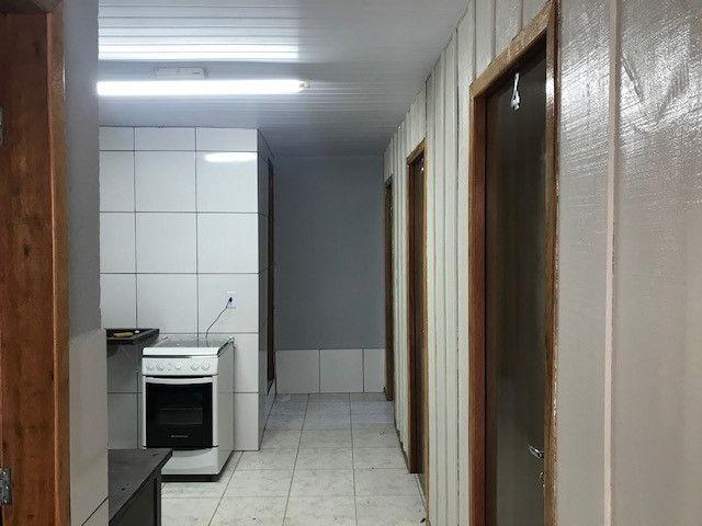 Alugo quartos mobiliados no Bairro do Portão R$ 470,00 próximo ao Shopping Palladium - Foto 7