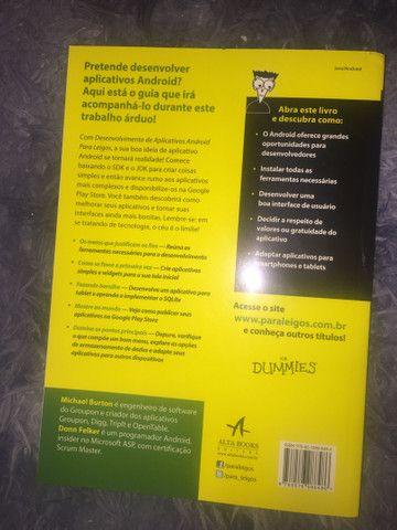 Livro Desenvolvimento de Aplicativos Android para leigos - Foto 2