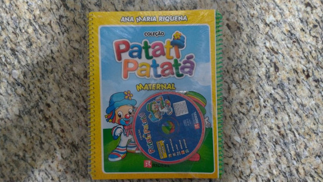 Coleção Patati-Patatá Editora Rideel | Colecao Patati Patata