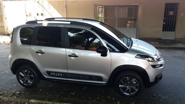 Citroen Air Cross 1.6 Automático  Ano 2017 - Foto 19